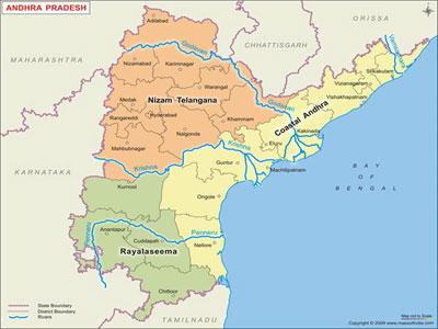 Back > Gallery For > Telangana Rivers Map